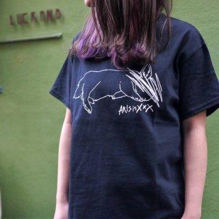 「ARIS in XXX」T-Shirts(ブラック)