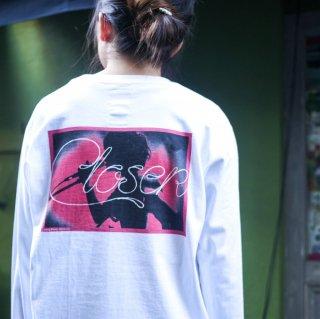 「Closer」ロングTシャツ<B>