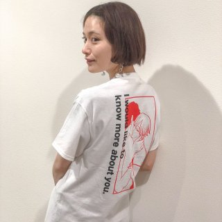 「Our Love Story」Tシャツ<A>