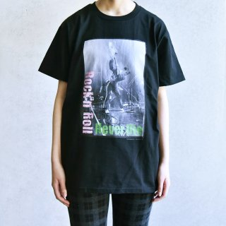 「Rock 'n' Roll Never Die」Tシャツ<ブラック>