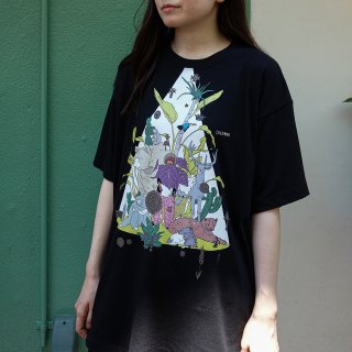 LUCKAND#009「光と闇」Tシャツ