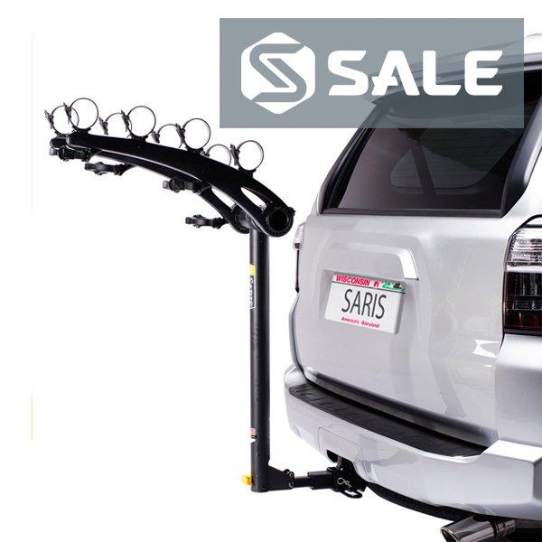 背面サイクルキャリアのトップブランド、『サリス(SARIS)』の国内正規オンラインストアです。サイクルラックは是非