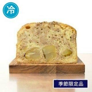 くりのパウンドケーキ