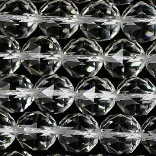 水晶64面カット4A-6m〜12mm