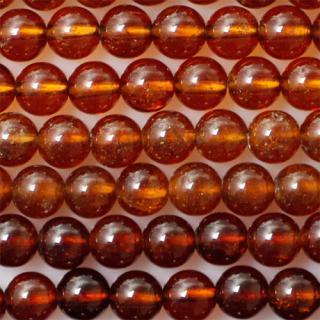 オレンジガーネット3A-6mm