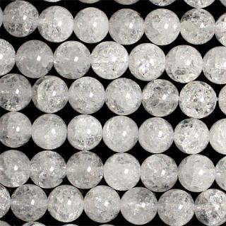 クラック水晶4A-4mm〜14mm