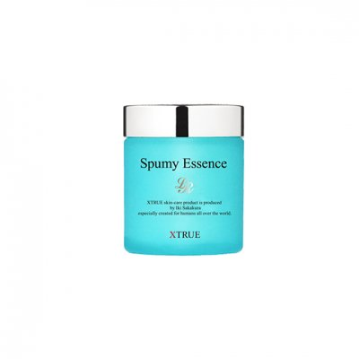 XTRUE Blue Line Spumy Essence