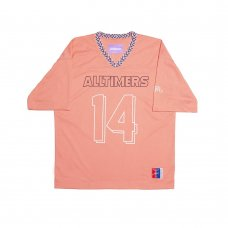 (Alltimers) WILD SHIT JERSEY - PINK