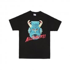 (Alltimers) MIGHTY TEE - BLACK
