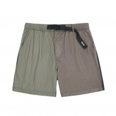 HIKING SHORTS - STONE/MULTI