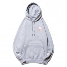 (have a good time) MINI FRAME PULLOVER HOODIE - HEATHER GRAY