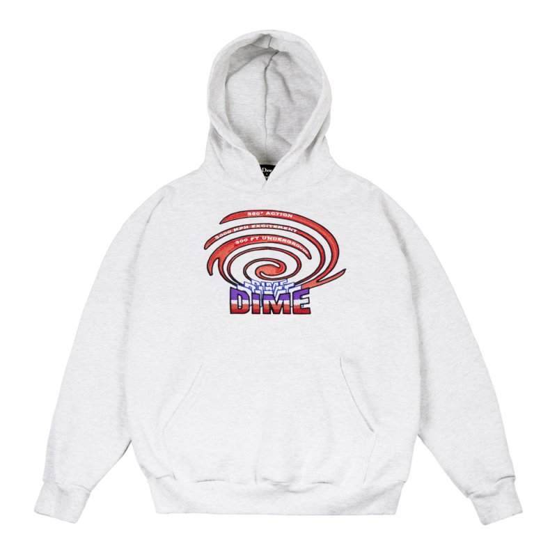 <img class='new_mark_img1' src='https://img.shop-pro.jp/img/new/icons5.gif' style='border:none;display:inline;margin:0px;padding:0px;width:auto;' />(Dime MTL) PSYCLONE HOODIE - ASH