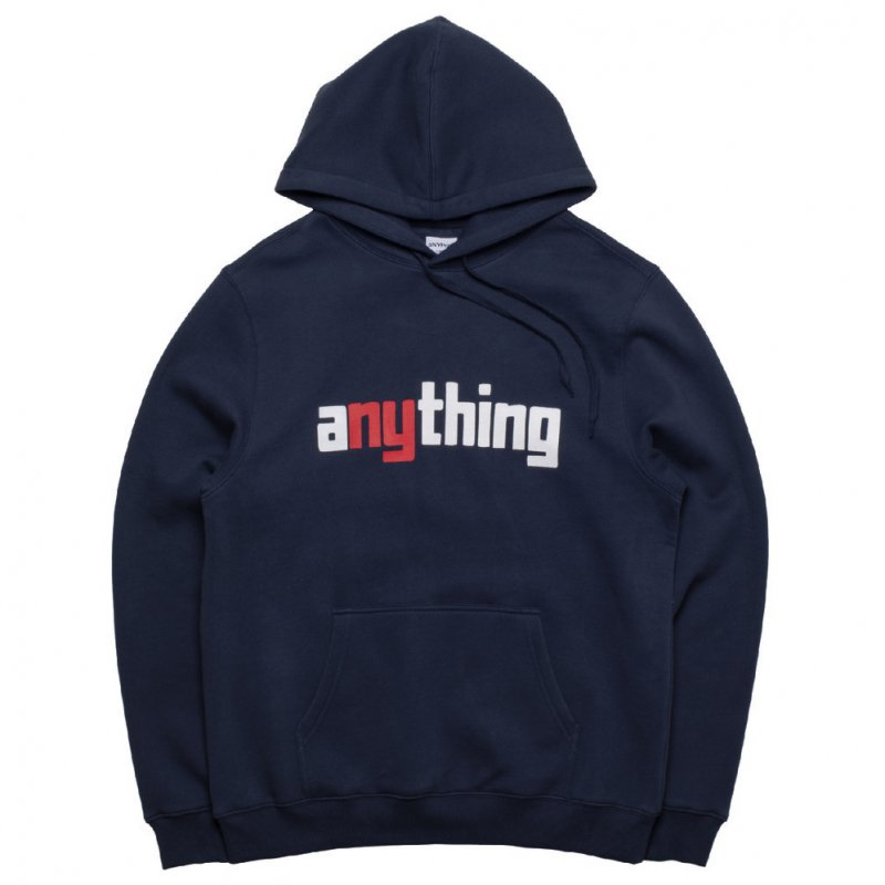 (aNYthing) aNYthing Hoodie - Navy