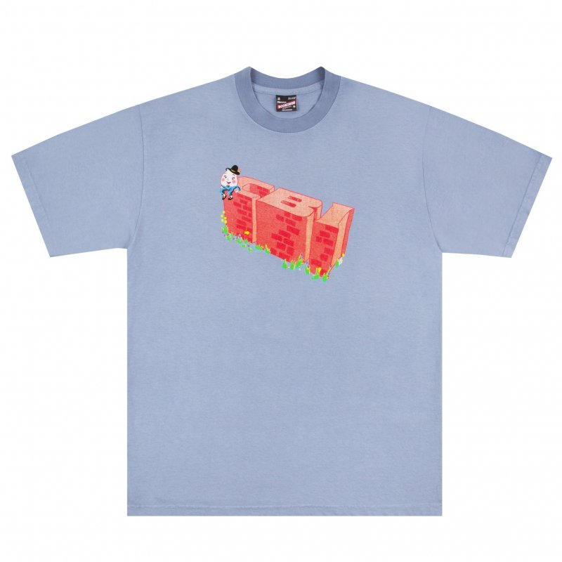 (CENTRAL BOOKINGS INTL) Great Fall Tee - Slate
