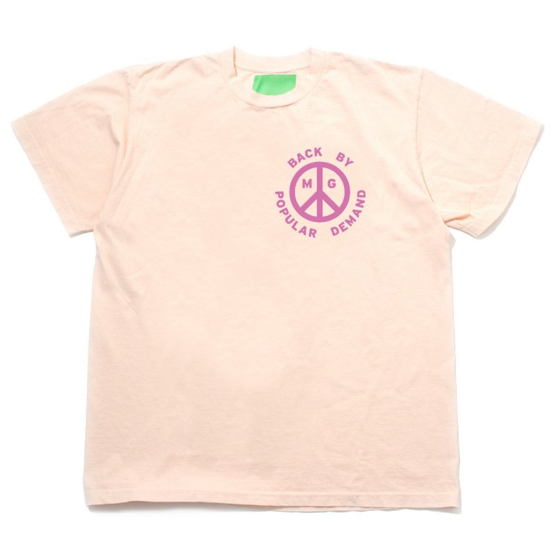 (Mister Green) By Popular Demand Tee - Natural