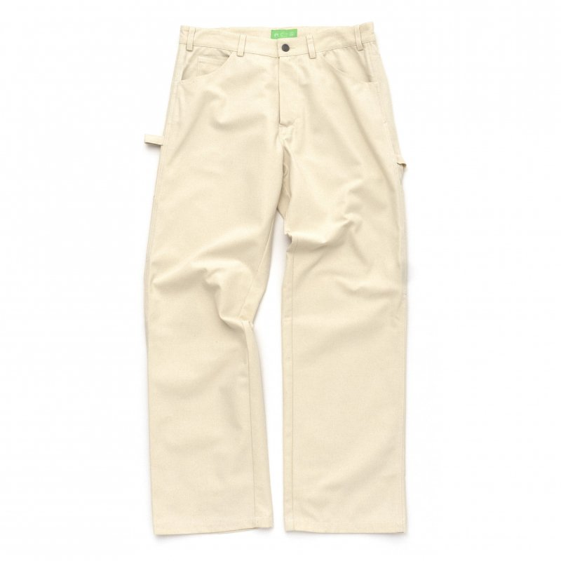 (Mister Green) Classic Pant - Natural