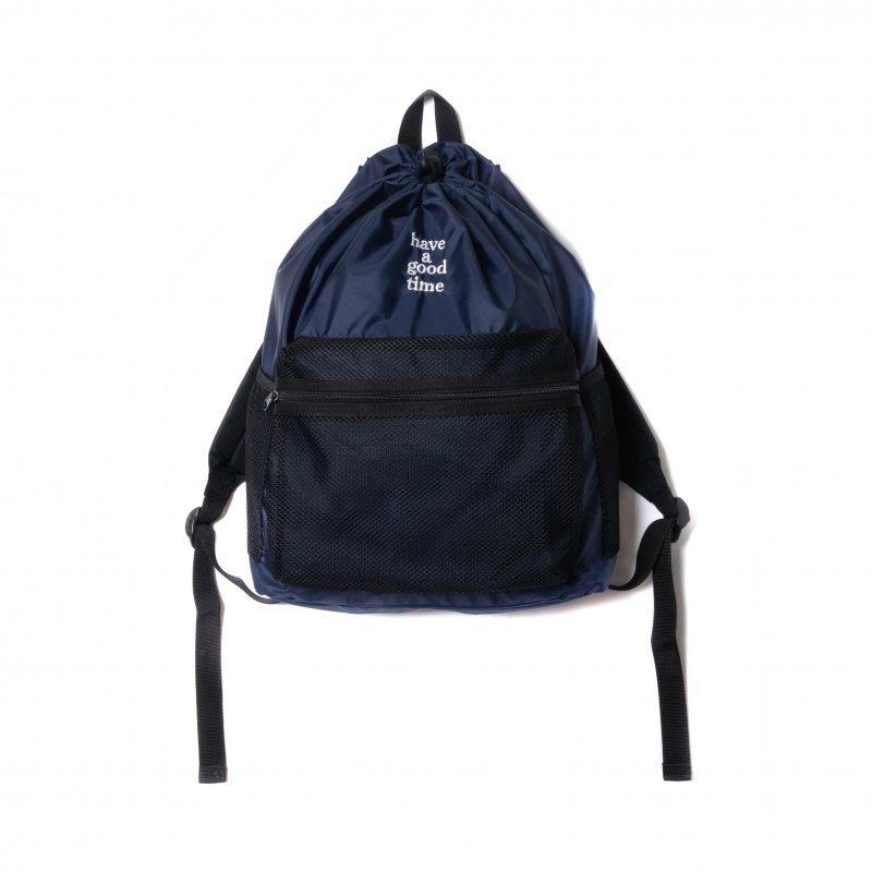 (have a good time) LOGO DAYPACK - NAVY