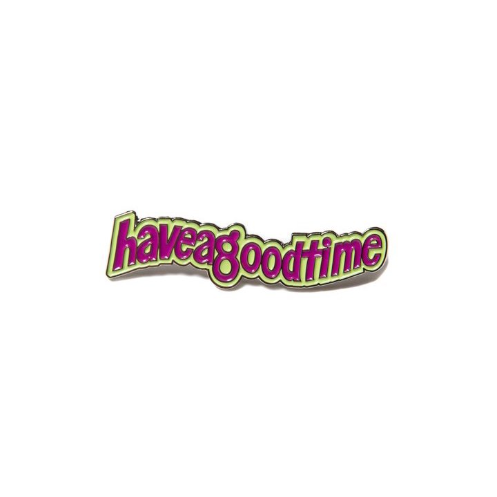 <img class='new_mark_img1' src='https://img.shop-pro.jp/img/new/icons5.gif' style='border:none;display:inline;margin:0px;padding:0px;width:auto;' />(have a good time) HEADS LOGO PIN
