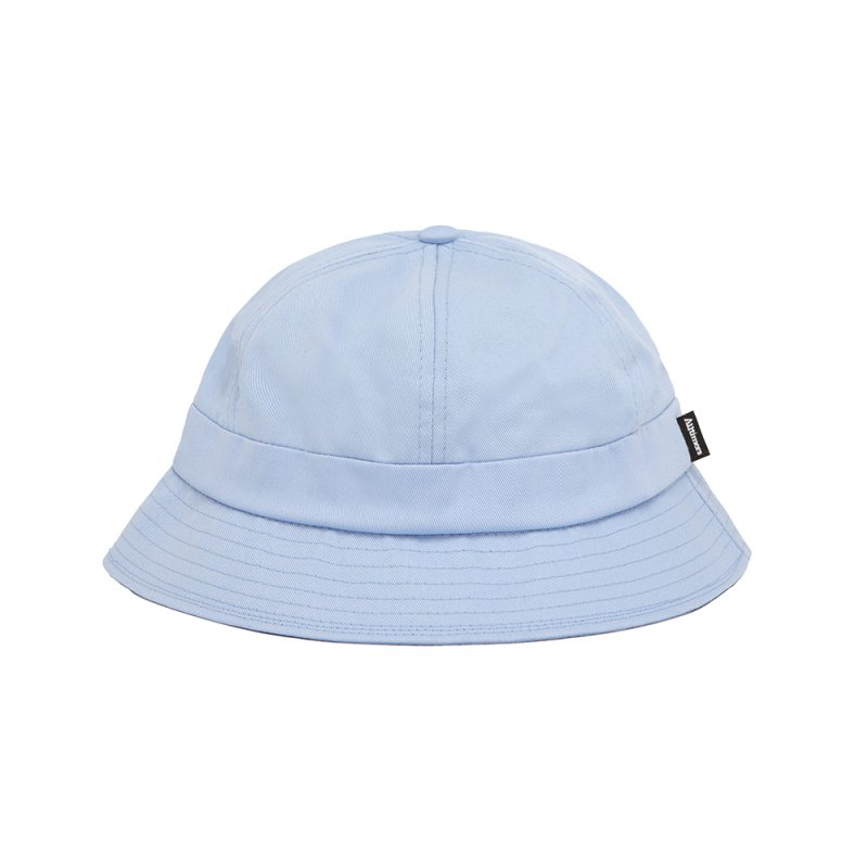<img class='new_mark_img1' src='https://img.shop-pro.jp/img/new/icons5.gif' style='border:none;display:inline;margin:0px;padding:0px;width:auto;' />(Alltimers) BROADWAY BUCKET HAT - BABY BLUE