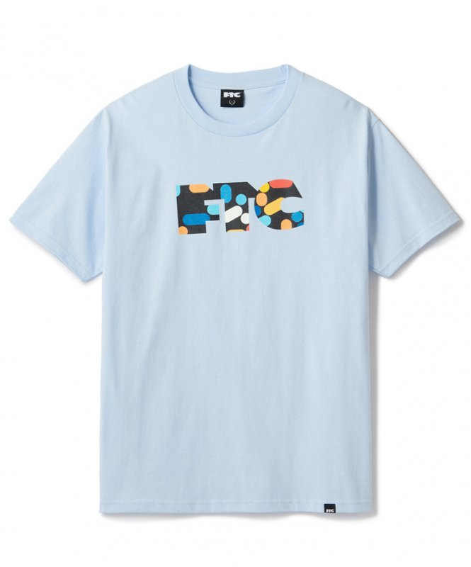 <img class='new_mark_img1' src='https://img.shop-pro.jp/img/new/icons5.gif' style='border:none;display:inline;margin:0px;padding:0px;width:auto;' />(FTC) YOON OG LOGO TEE - P.BLUE