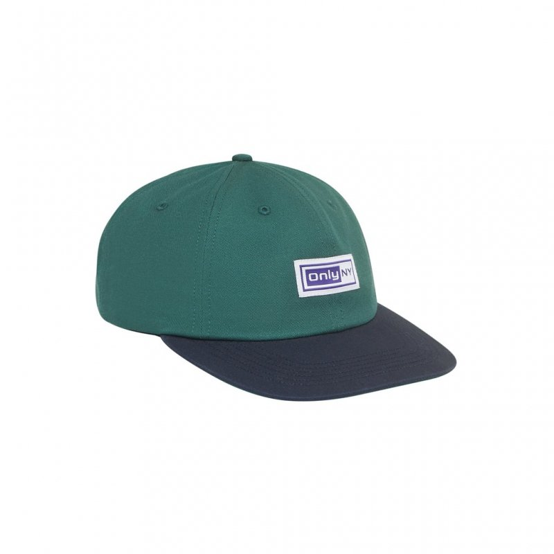 <img class='new_mark_img1' src='https://img.shop-pro.jp/img/new/icons5.gif' style='border:none;display:inline;margin:0px;padding:0px;width:auto;' />(Only NY) Network Polo Hat - Dark Green