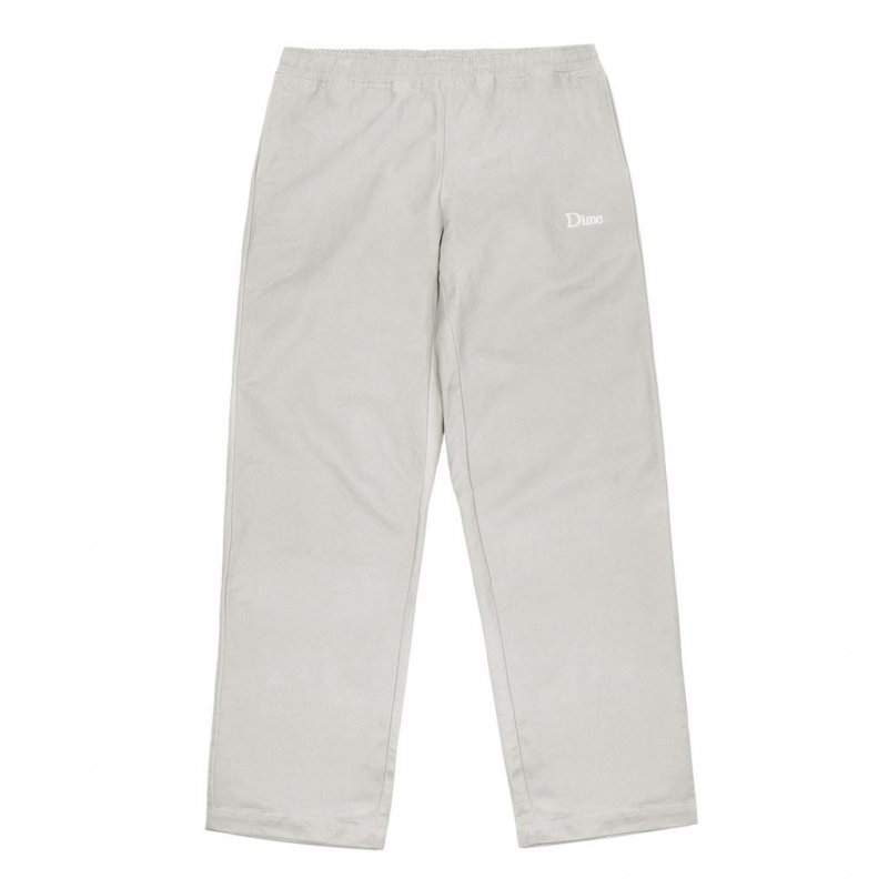 <img class='new_mark_img1' src='https://img.shop-pro.jp/img/new/icons5.gif' style='border:none;display:inline;margin:0px;padding:0px;width:auto;' />(Dime MTL) DIME TWILL PANTS - CREAM