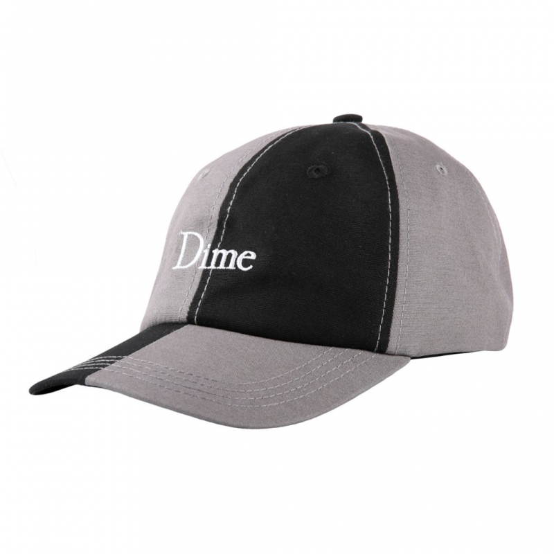 <img class='new_mark_img1' src='https://img.shop-pro.jp/img/new/icons5.gif' style='border:none;display:inline;margin:0px;padding:0px;width:auto;' />(Dime MTL) DIME CLASSIC TWO-TONE CAP - GRAY