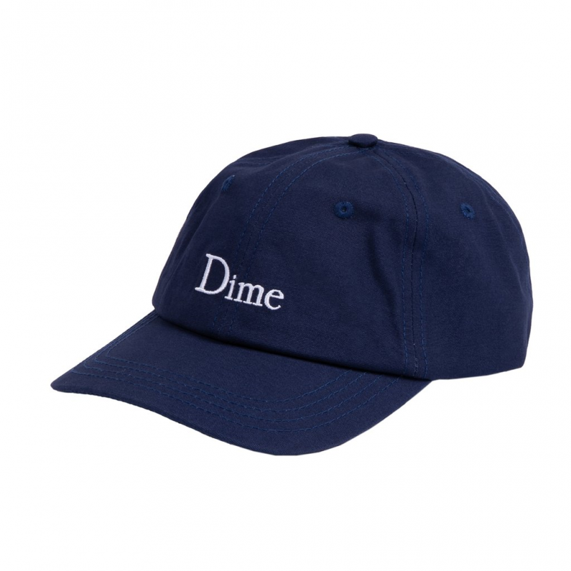 <img class='new_mark_img1' src='https://img.shop-pro.jp/img/new/icons5.gif' style='border:none;display:inline;margin:0px;padding:0px;width:auto;' />(Dime MTL) DIME CLASSIC CAP - NAVY