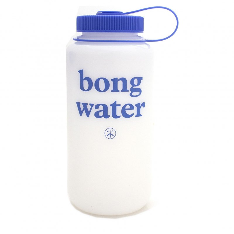 <img class='new_mark_img1' src='https://img.shop-pro.jp/img/new/icons5.gif' style='border:none;display:inline;margin:0px;padding:0px;width:auto;' />(Mister Green) Bong Water Classic Nalgene Bottle - 5 Year Anniversary Model