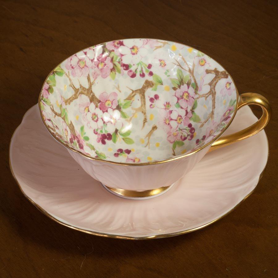 シェリー Oleander Maytime りんごの花 ピンク C&S