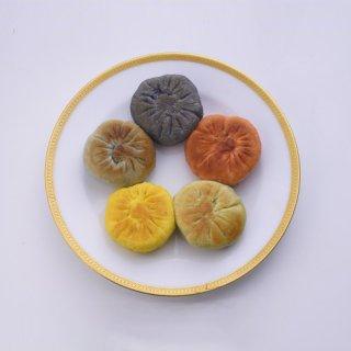 5色煎餅(焼き餅)