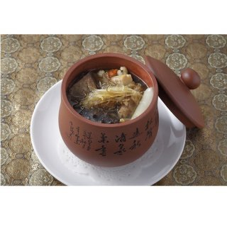 佛跳牆(山海珍味スープ)
