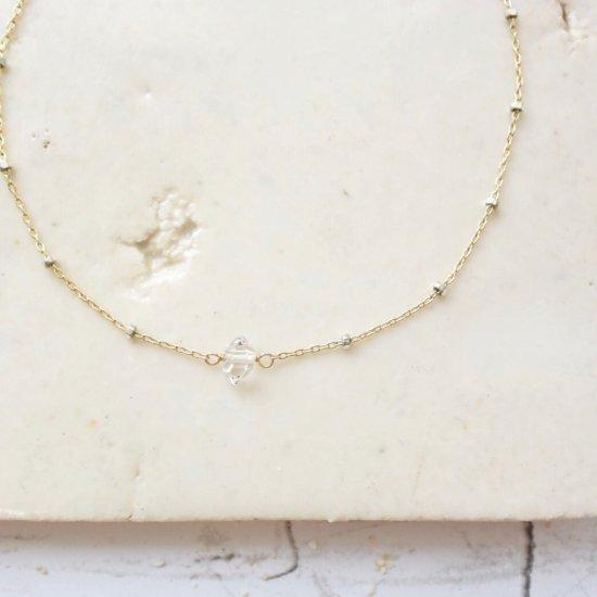 〈14KGF-A-9〉Herkimer diamond