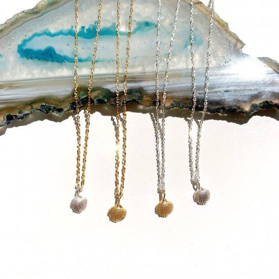 〈Tiny seashells〉Necklace