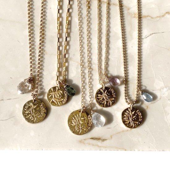 〈Coin necklace 〉