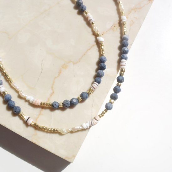 <img class='new_mark_img1' src='https://img.shop-pro.jp/img/new/icons14.gif' style='border:none;display:inline;margin:0px;padding:0px;width:auto;' />〈 Natural Beads Necklace〉4
