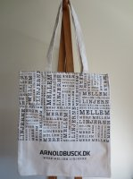 Arnold Busck トートバッグ