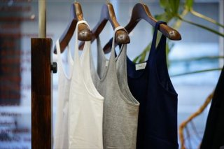 Graphpaper(グラフペーパー) FineJerseyTankTop for Women