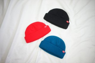 """""""Butter Goods,バターグッズ""""Wharfie Beanie/Black/Red/Teal/"""