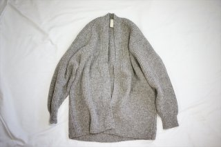 O Projectオープロジェクト Knitted Cardigan/Gray