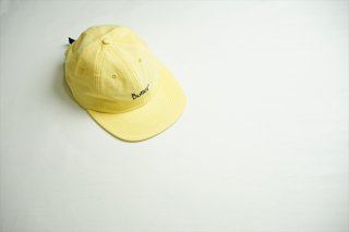 Butter Goods バターグッズ Classic Logo Oxford 6Panel Cap/Yellow