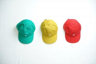 comesandgoes(カムズアンドゴーズ)somewhere cap/Mintgreen/Mustard/Red/