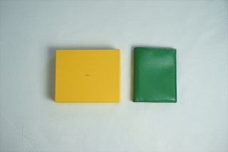 iTTi(イッチ)ALAN BILL&CARD WLT/Green