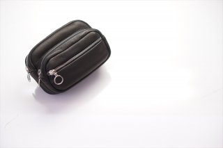 Aeta(アエタ)DA26/Belt Pouch SS/Black