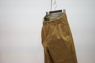 gourmet jeans(グルメジーンズ)FATIGUE2/Brown