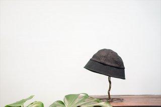 comesandgoes(カムズアンドゴーズ)Linen&Cotton 6Panels Hat/Black