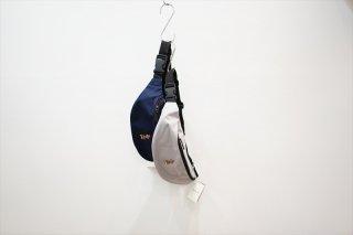 gourmet jeans(グルメジーンズ)/Waist Bag/Gray/Navy