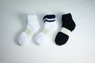 UNIVERSAL PRODUCTS(ユニバーサルプロダクツ)/3P Pile Socks