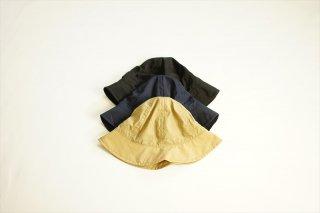 comesandgoes(カムズアンドゴーズ)Nylon Rip-Stop Balloon Hat/Beige/Navy/Black/