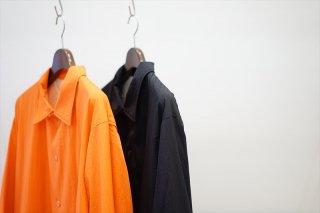 UNUSED(アンユーズド)COACH JACKET/Orange/Black